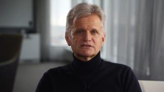 """""""Resultaten från CANDOR visar att den här kombinationen av två målstyrda läkemedel kan ge djup och långsiktigt hållbar respons hos patienter med relapserande och lenalidomid-refraktärt myelom"""", säger Ulf-Henrik Mellqvist som är på plats i Orlando."""