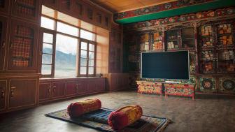 Dansk kvinde tager 100 dage til Himalaya for at se tv-serier