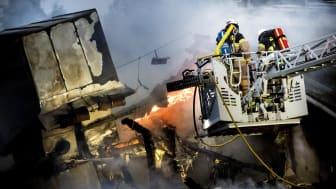 Nu släpps räddningstjänsternas insatsstatistik för 2020