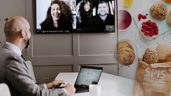 Scandic inngår eksklusivt samarbeid med Morgenlevering