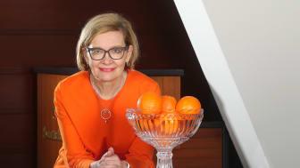 Sydänliiton puheenjohtaja Paula Risikko. Kuva: Sydänliitto/Tapani Romppainen