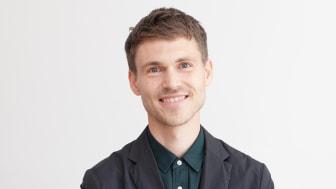 Finn Williams blir Malmös nye stadsarkitekt