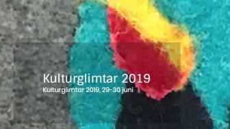 Kulturglimtar - en kulturrunda i Ljusnarsberg med omnejd