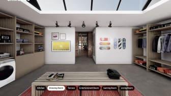 Samsung introducerar en ny era av innovation med den virtuella upplevelsen Life Unstoppable