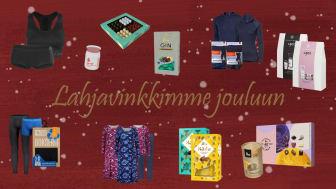 Joulun parhaat lahjat – Orklan vinkit pukinkonttiin