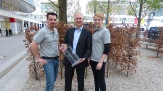 Christie Boxer gewinnt den PIPA-Award