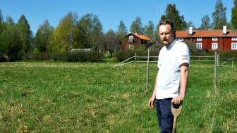 Anders Samuelsson, Blå Huset, är ny kock i tv-programmet Strömsö.