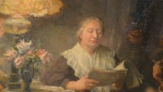 Ellen Key målad av Hanna Pauli (Wikimedia Commons)