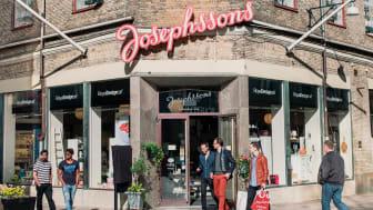 Cervera förvärvar den anrika göteborgsbutiken Josephssons