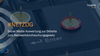 #NetzDG - Debatte zum Netzwerkdurchsuchungsgesetz
