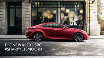 Lexus på Paris Motor Show 2018