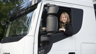 Helene Norman-Dupuy blir ansvarlig for salg av vare- og lastebiler i Norge fra 1. september.