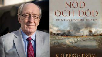 K-G Bergström bokdebuterar med historisk skildring av övre Norrland