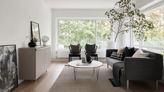 Lägenheterna i Pelikanen på Armborstvägen består av 2 ROK – 3 ROK med flexibel inflyttning.