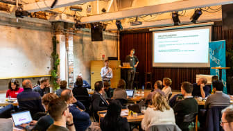 Workshop med FutureBuilt. Foto: Tove Lauluten/FutureBuilt.