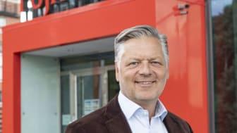 Håkan Dahlström ny vd för Fujitsu Sverige