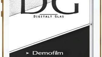 """Vad kostar Digital Film i fönster eller på glasväggar? Med Appen """"Digitalt Glas"""" får du svaret - prova!"""