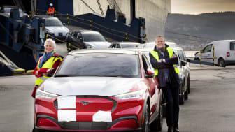 Mustang Mach-E Drammen 2021