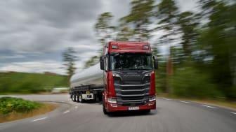 Der neue Scania 770 S.