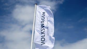 Starkt första kvartal för Volkswagen-koncernen