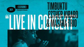 Timbuktu & MASAKA Trio åker ut på exklusiv turné, tillsammans med Esther Kirabo
