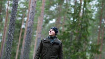 Anders Ringsell, skogschef på Martinsons.