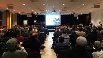 Stort intresse för skolstart i Trollhättan