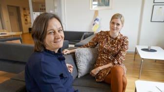 – Vi hoppas att K3 kan ge många ringar på vattnet, säger Viktoria Olsson, som tillsammans med Lisa Källström och en rad kollegor på högskolan varit engagerad i satsningen för samverkansutveckling.