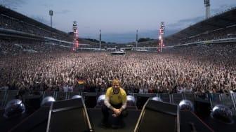 Ed Sheerans båda konserter på Ullevi hade en turistandel på över 80 procent med turistekonomiska effekter på nästan 300 miljoner kronor. FOTO: Zakary Walters