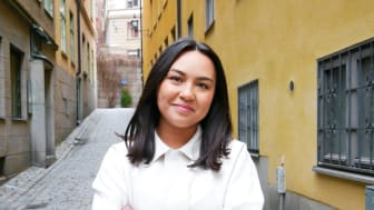 Angela Refuerzo Larsson - generalsekreterare, Maktsalongen