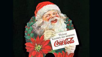 Coca-Colan joulumainos 1920