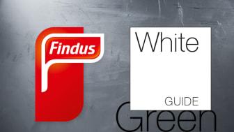 Findus är stolt partner till White Guide Green  i Årets Hållbara Fryspris
