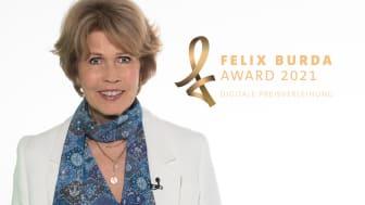 Felix Burda Award 2021. Christa Maar