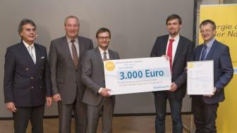 Bürgerenergiepreis Oberpfalz 2014 - 1. Preisträger – Jugendbildungsstätte Waldmünchen
