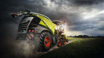 CLAAS has built its 40,000th JAGUAR model