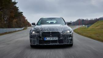 Helt nye BMW i4