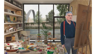 'Soften the traces of time: An intergenerational living scheme for older people in Newcastle facing the challenges of social segregation, loneliness and maintaining independence.'