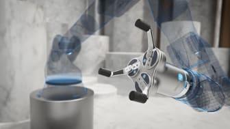 OnRobot 3-fingret, elektrisk gripper med stor slaglængde