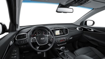 Upgraded Kia Sorento 4