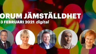 Forum Jämställdhet 2021