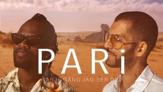 """PARi släpper video till sommardoftande """"Varje gång jag ser dig"""" inspelad i Marbella"""