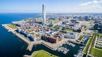 Malmös befolkning växer – nu över 350 000 malmöbor