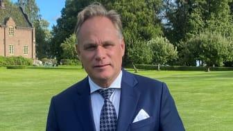 Niklas Cassel, interim Chief Commercial Officer