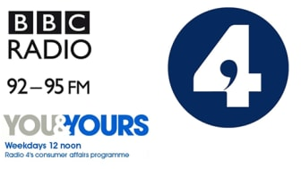 Radio 4 - 'You and Yours'