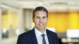 – Vi har haft en bra orderingång och nivån på vår orderstock var den högsta någonsin i det första kvartalet, säger Anders Gustafsson, vd och koncernchef.