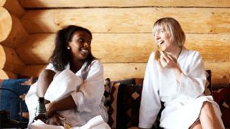 Kvinnligt entreprenörskap lyfts fram i samband med tjejhelg på Storhogna Högfjällshotell & Spa