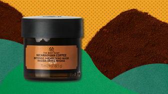 Vakna på rätt sida med The Body Shops nya kaffemask!