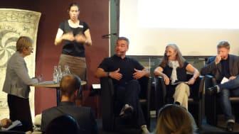 Musik och yttrandefrihet – SKAP i Almedalen 2013