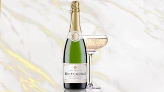 Richard Juhlin, Sveriges – och världens – främste champagnekännare, lanserar alkoholfritt mousserande under eget namn.