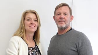 Ulrika Selendy Copiax och Kenneth Holmberg Great Security